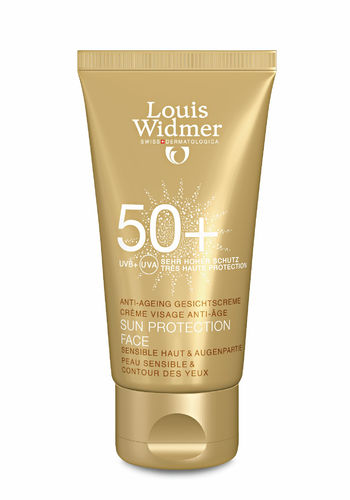 Louis Widmer Sun Protection Face 50+