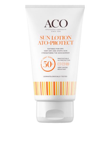 Aco Sun AtoProtect Lotion  SFP 50+ 150 ml