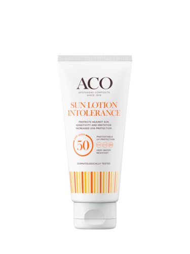 Aco Sun Intolerance Lotion SFP 50 100 ml