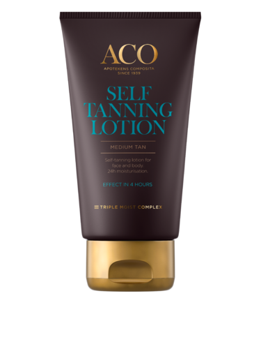 ACO Sun SelfTanning Lotion 150 ml