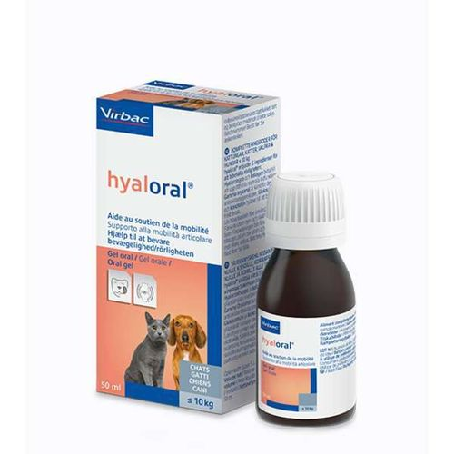 Hyaloral gel 50 ml