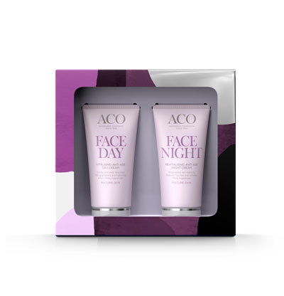 ACO Face Anti-age Day and Night Cream Gift Pack 50 ml + 50 ml