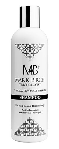 Mark Birch Triple Action scalp Therapy Shampoo 250 ml