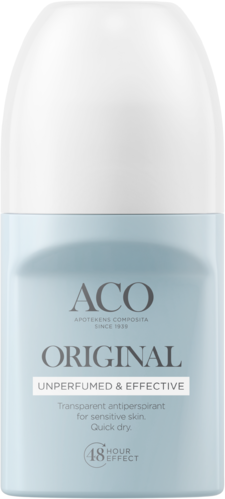 ACO Body Deo Original hajusteeton 50 ml
