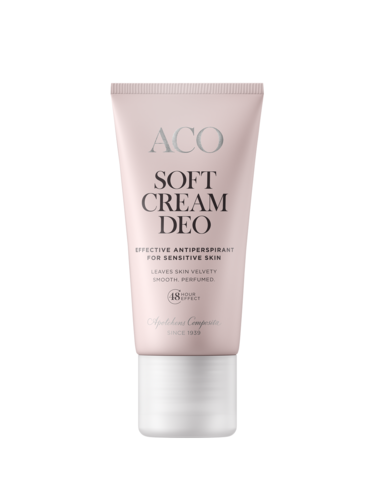 ACO Body Deo Soft Cream 50 ml