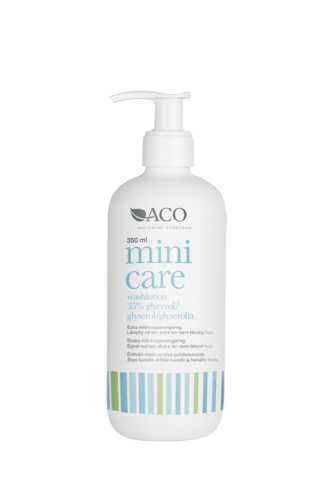 Minicare Wash Lotion 350 ml