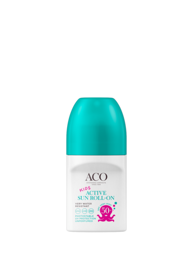 ACO Sun Kids Active Roll-on SPF 50+ 50 ml
