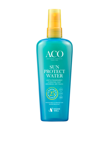 ACO Sun Protect Water SPF 25 140 ml